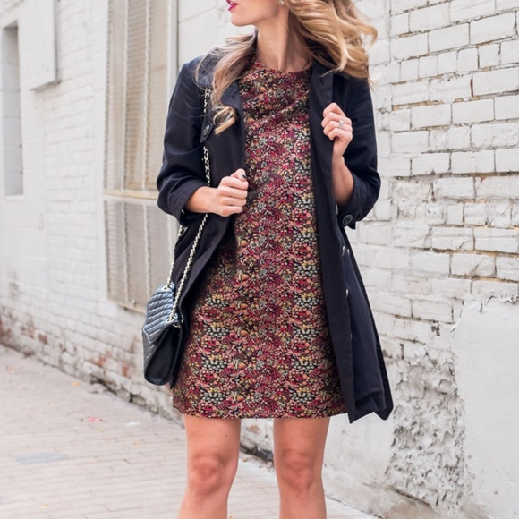 Anthropologie Dresses & Skirts - Jacquard Shift Dress